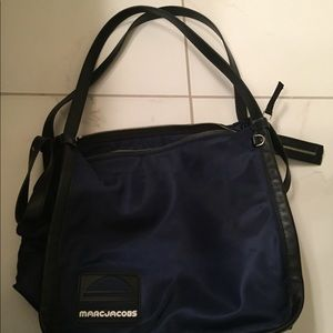 Marc Jacobs navy blue tote